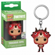 Fortnite - Porte-clés Pocket POP! Tricera Ops 4 cm