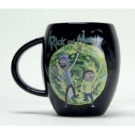 Rick et Morty - Mug Oval Portal