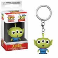 Toy Story - Porte-clés Pocket POP! Alien 4 cm