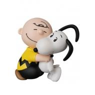 Snoopy - Mini figurine Medicom UDF Charlie Brown & Snoopy 8 cm