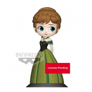Disney - Figurine Q Posket Anna Coronation Style A Normal Color Version 14 cm