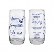 Mary Poppins - Pack 2 verres Practically Perfect