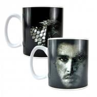 Game of Thrones - Mug effet thermique Jon Snow