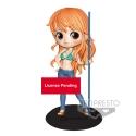 One Piece - Figurine Q Posket Nami Special Color Ver. A 14 cm