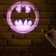 Batman - Lampe de poche Batman Signal Rose