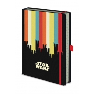 Star Wars - Carnet de notes Premium A5 Nostalgia