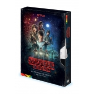 Stranger Things - Carnet de notes Premium A5 VHS