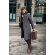 Les Animaux fantastiques - Figurine My Favourite Movie 1/6 Newt Scamander Grey Coat Ver. 30 cm