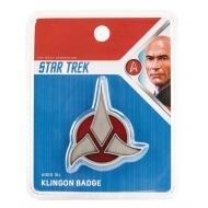 Star Trek - Réplique 1/1 Klingon Emblem Badge magnétique