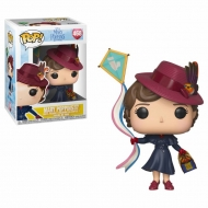Mary Poppins 2018 - Figurine POP! Mary avec Kite 9 cm