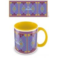Aladdin - Mug Coloured Inner Magic Carpet
