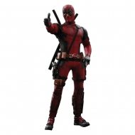 Deadpool 2 - Figurine Movie Masterpiece 1/6 Deadpool 31 cm