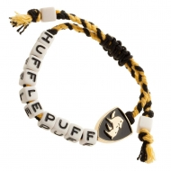 Harry Potter - Bracelet cube perles Hufflepuff
