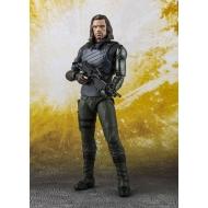 Avengers Infinity War - Figurine S.H. Figuarts Bucky & Tamashii Effect Impact 15 cm