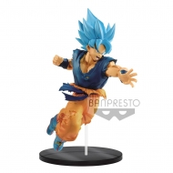 Dragonball Super - Figurine Ultimate Soldiers Super Saiyan God Super Saiyan Son Goku 20 cm