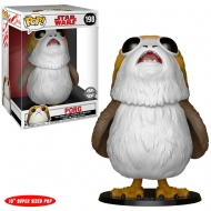 Star Wars - Figurine POP! Super Sized Porg 25 cm