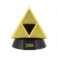 The Legend of Zelda - Veilleuse 3D Icon Gold Triforce 10 cm