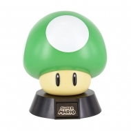 Super Mario Bros - Veilleuse 3D Icon 1Up Mushroom 10 cm