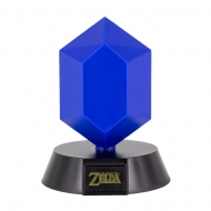The Legend of Zelda - Veilleuse 3D Rubis Bleu 10 cm