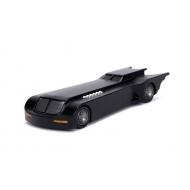 Batman Animated Series - Réplique métal Batmobile 1/32
