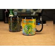 Rick & Morty - Mug effet thermique Portals
