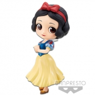 Disney - Figurine Q Posket Blanche Neige Normal Color Version 14 cm