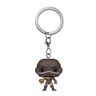 Overwatch - Porte-clés Pocket POP! Doomfist 4 cm
