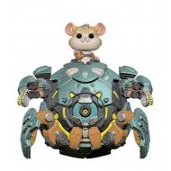 Overwatch - Figurine POP! Oversized Wrecking Ball 15 cm