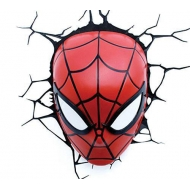 Marvel - Lampe 3D LED Spiderman