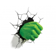 Marvel - Lampe 3D LED Hulk Fist