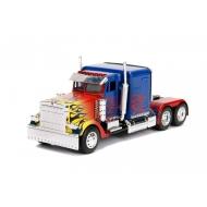 Transformers - Réplique métal 1/32 T1 Optimus Prime