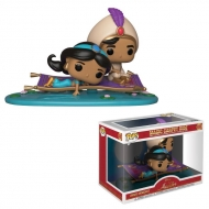 Aladdin - Pack 2 POP! Bobble Head Magic Carpet Ride 9 cm