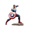 Marvel Comics - Statuette ARTFX+ 1/10 Captain America (Sam Wilson) 19 cm