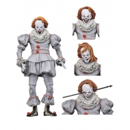 « Il » est revenu 2017 - Figurine Ultimate Pennywise (Well House) 18 cm