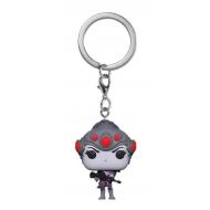 Overwatch - Porte-clés Pocket POP! Widowmaker 4 cm