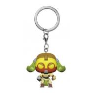 Overwatch - Porte-clés Pocket POP! Orisa 4 cm