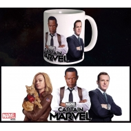 Captain Marvel - Mug Trio