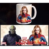 Captain Marvel - Mug Duel