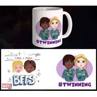 Captain Marvel - Mug BFFS