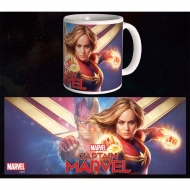 Captain Marvel - Mug Hero