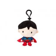 DC Comics - Porte-clés peluche Superman Chibi Style 10 cm