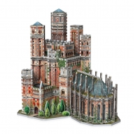 Game of Thrones - Puzzle 3D The Red Keep