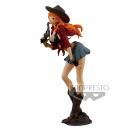 One Piece - Statuette Treasure Cruise World Journey Nami 19 cm