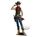 One Piece - Statuette Treasure Cruise World Journey Monkey D. Luffy 21 cm