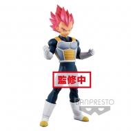 Dragonball Super - Statuette Cyokuku Buyuden Super Saiyan God Vegeta 22 cm