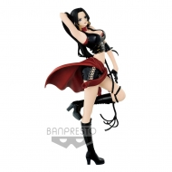 One Piece - Statuette Flag Diamond Ship Boa Hancock Code:B 25 cm