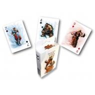 Street Fighter - Jeu de cartes à jouer Characters