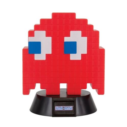 Pac-Man - Veilleuse 3D Icon Blinky 10 cm