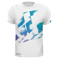 Ultimate Guard - T-Shirt UG Distressed Blanc