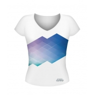 Ultimate Guard - T-Shirt femme Gradient